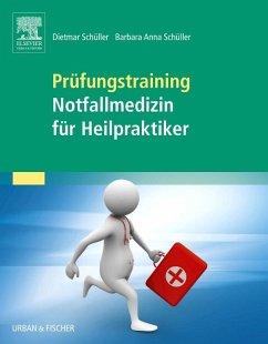 Prüfungstraining Notfallmedizin für Heilpraktiker