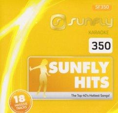 Sunfly Hits Vol.350-April 2015 (Cd+G) - Karaoke