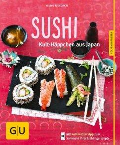 Sushi (Mängelexemplar) - Gerlach, Hans