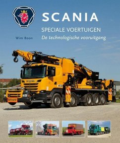 Scania speciale voertuigen