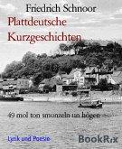 Plattdeutsche Kurzgeschichten (eBook, ePUB)