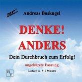 DENKE! ANDERS, MP3-CD