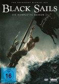 Black Sails - Die komplette Season 2 (4 Discs)