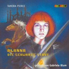 Alanna (1): Die schwarze Stadt (MP3-Download) - Pierce, Tamora