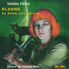 Alanna (2): Im Bann der Göttin (MP3-Download) - Pierce, Tamora
