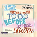 12 Things To Do Before You Crash And Burn (MP3-Download)