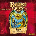 Rapu, der Giftkämpfer / Beast Quest Bd.25 (MP3-Download)