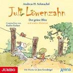 Juli Löwenzahn. Der grüne Blitz und andere Abenteuer (MP3-Download)