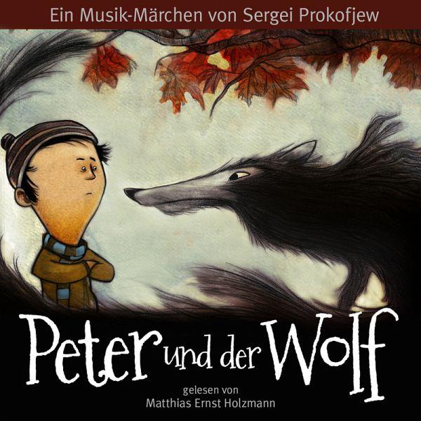 peter und der wolf mp3 download von sergei prokofjew h rbuch bei b runterladen. Black Bedroom Furniture Sets. Home Design Ideas