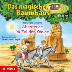 Abenteuer im Tal der Könige / Das magische Baumhaus Bd.49 (MP3-Download) - Osborne, Mary Pope
