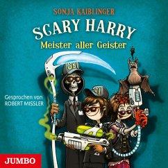 Meister aller Geister / Scary Harry Bd.3 (MP3-Download) - Kaiblinger, Sonja