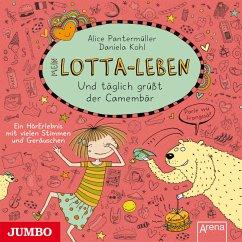 Und täglich grüßt der Camembär / Mein Lotta-Leben Bd.7 (MP3-Download) - Pantermüller, Alice