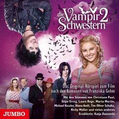 Die Vampirschwestern 2 (MP3-Download) - Gehm, Franziska