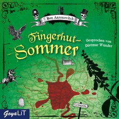 Fingerhut-Sommer / Peter Grant Bd.5 (MP3-Download) - Aaronovitch, Ben