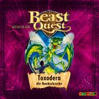 Toxodera, die Raubschrecke / Beast Quest Bd.30 (MP3-Download)