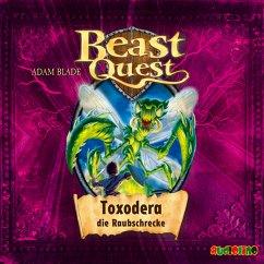 Toxodera, die Raubschrecke / Beast Quest Bd.30 (MP3-Download) - Blade, Adam