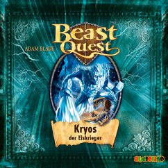 Kryos, der Eiskrieger / Beast Quest Bd.28 (MP3-Download) - Blade, Adam
