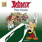 Der Seher / Asterix Bd.19 (Audio-CD)