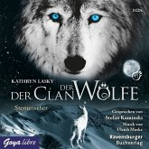 Sternenseher / Der Clan der Wölfe Bd.6 (3 Audio-CDs)