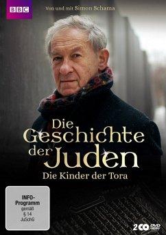 Die Geschichte der Juden (2 Discs) - Schama,Simon