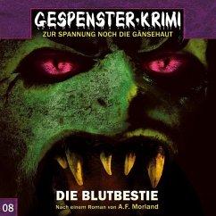 Gespenster-Krimi - Die Blutbestie, 1 Audio-CD