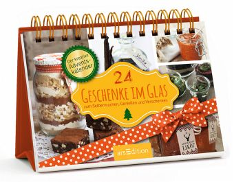 24 geschenke im glas von jutta kopf. Black Bedroom Furniture Sets. Home Design Ideas