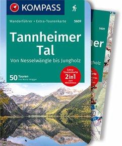 Tannheimer Tal von Nesselwängle bis Jungholz