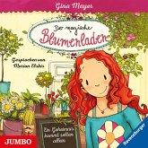 Ein Geheimnis kommt selten allein / Der magische Blumenladen Bd.1 (1 Audio-CD)