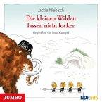 Die kleinen Wilden lassen nicht locker, 1 Audio-CD