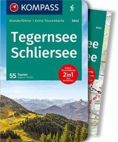 Tegernsee, Schliersee - Hüsler, Eugen E.