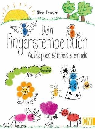 Dein Fingerstempelbuch Von Nico Fauser Portofrei Bei Bucher De Bestellen