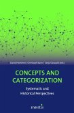 Concepts and Categorization