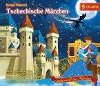 Tschechische Märchen, 5 Audio-CDs