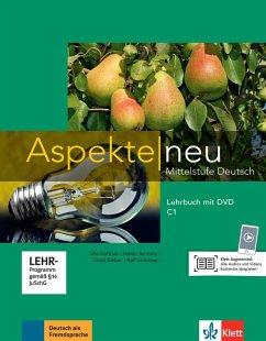 Aspekte neu C1. Lehrbuch mit DVD - Koithan, Ute; Schmitz, Helen; Sieber, Tanja; Sonntag, Ralf