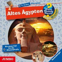 Altes Ägypten / Wieso? Weshalb? Warum? - Profiwissen Bd.2 (Audio-CD) - Gernhäuser, Susanne; Knappe, Joachim