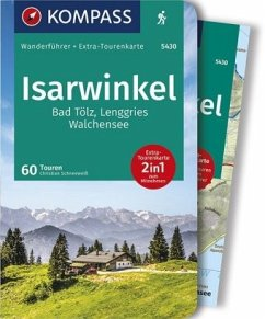 Isarwinkel, Bad Tölz, Lenggries, Walchensee - Schneeweiß, Christian