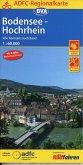 ADFC-Regionalkarte Bodensee-Hochrhein von Konstanz nach Basel, 1:60.000, reiß- und wetterfest, GPS-Tracks Download