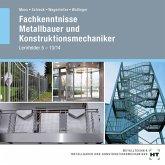 Fachkenntnisse Metallbauer und Konstruktionsmechaniker, CD-ROM