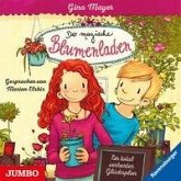 Ein total verhexter Glücksplan / Der magische Blumenladen Bd.2 (1 Audio-CD)