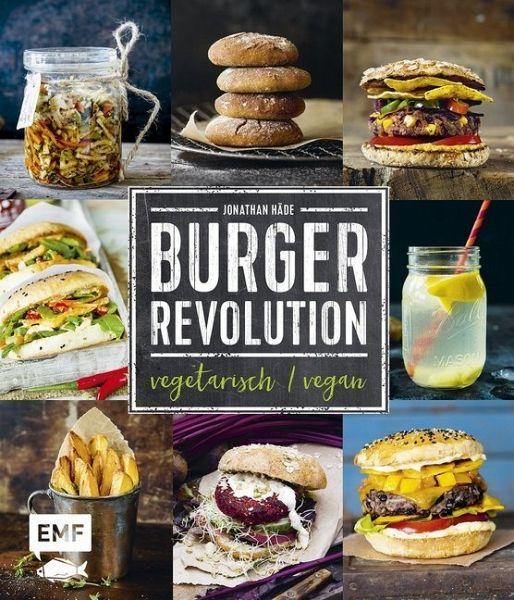 burger revolution von jonathan h de buch b. Black Bedroom Furniture Sets. Home Design Ideas