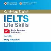 IELTS Life Skills Official Cambridge Test Practice A1, 2 Audio-CDs