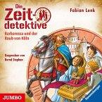 Barbarossa und der Raub von Köln / Die Zeitdetektive Bd.34 (1 Audio-CD)