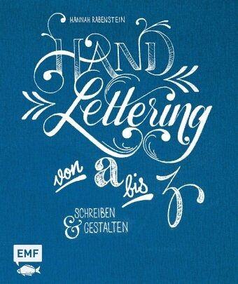 Handlettering von A bis Z - Rabenstein, Hannah