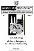 Jahrbuch für Sozialmedizin, Sozialpsychiatrie, medizinische Anthropologie und philosophische Reflexionen, Jahrgang 1
