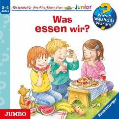 Was essen wir? / Wieso? Weshalb? Warum? Junior Bd.53 (Audio-CD)