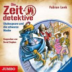 Shakespeare und die schwarze Maske / Die Zeitdetektive Bd.35 (1 Audio-CD)