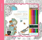 Kreativ-Set: Inspiration Happy Zen