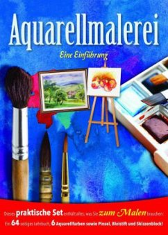Aquarellmalerei, Boxset