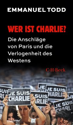 Wer ist Charlie? (eBook, ePUB) - Todd, Emmanuel