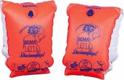 BEMA® 18001 - Original Schwimmflügel, orange, Größe 1, 30-60 kg, 6-12 Jahren